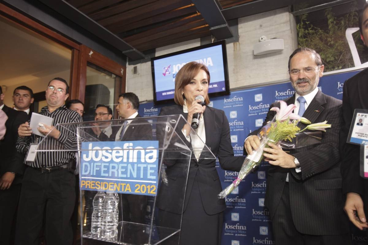 Josefina Vazquez Mota Foto: Cuartoscuro