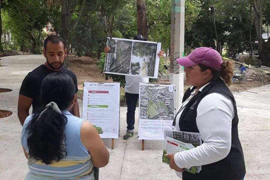 Crece la disputa por cambios en terreno de Arboledas del Sur