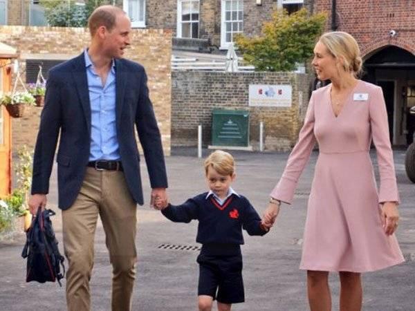 Príncipe George Kate Middleton Terroristas