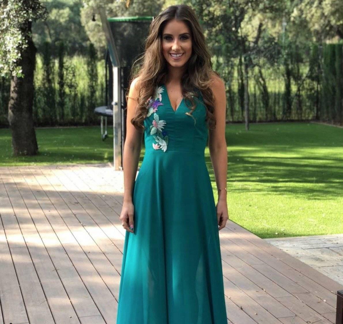 Sandra/ esposa de Andrés Guardado