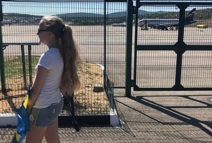 La niña estuvo esperando con ansias. / diario sueco Sportbladet