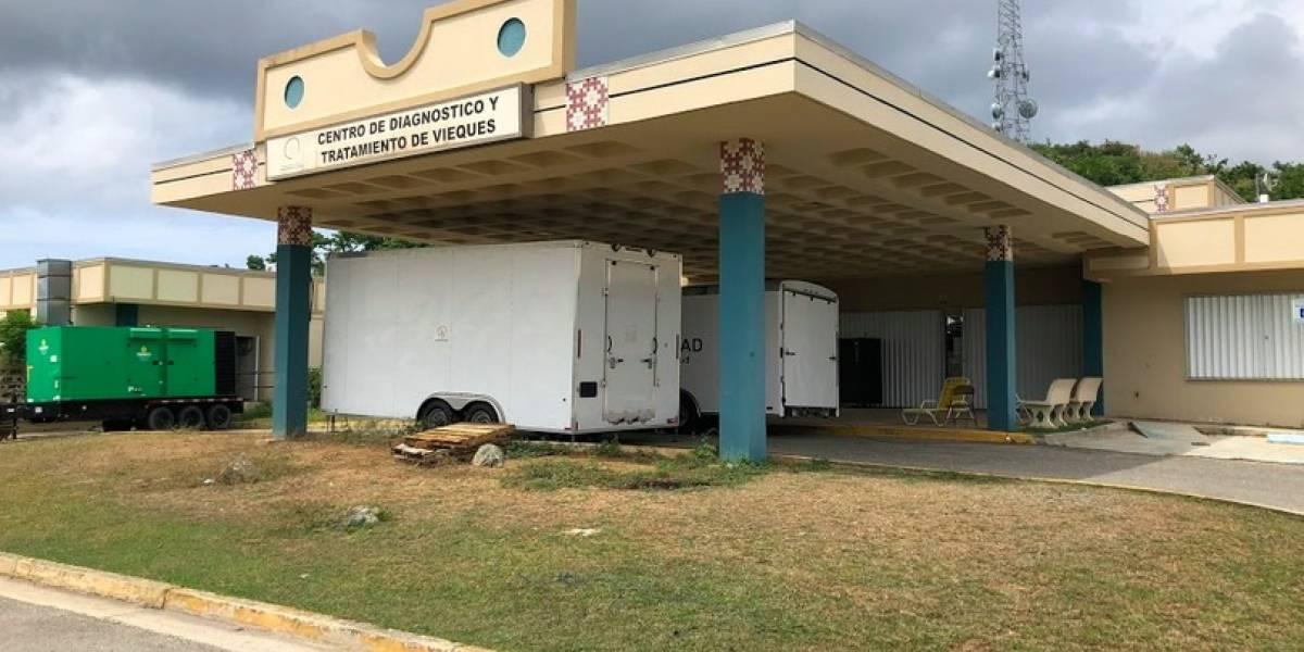 Aseguran que hospital en Vieques volverá a ofrecer servicios en 2022