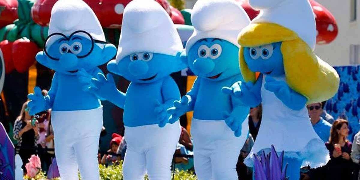 Bélgica celebra o 60º aniversário dos Smurfs com festival