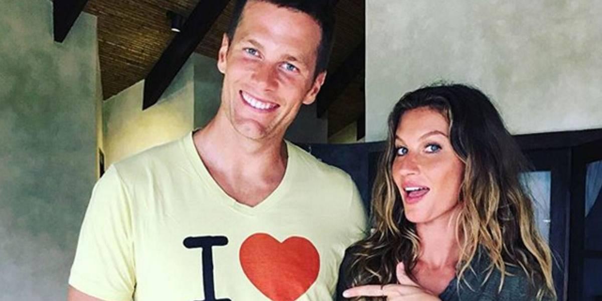 Gisele Bündchen conta como foi pedida em casamento por Tom Brady