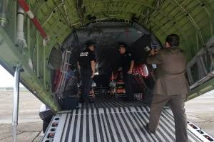 traslado a México de pacientes heridos en erupción
