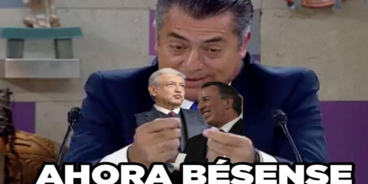 Los mejores #memes del tercer debate por la presidencia de México