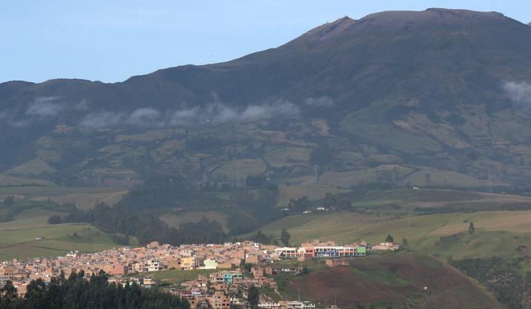 Colombia: La policía busca a aquellos que difundieron información falsa sobre supuesta alerta roja sobre el Volcán Galeras