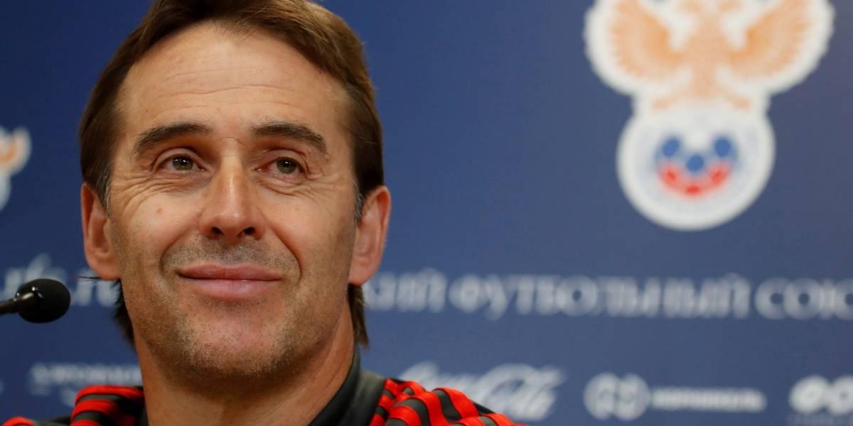 Espanha demite técnico da seleção dois dias antes de estreia na Copa