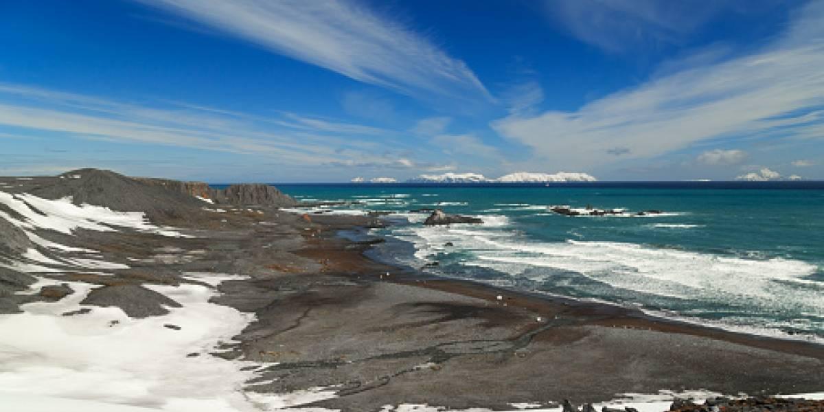 El desgarrador informe de la NASA sobre la Antártica