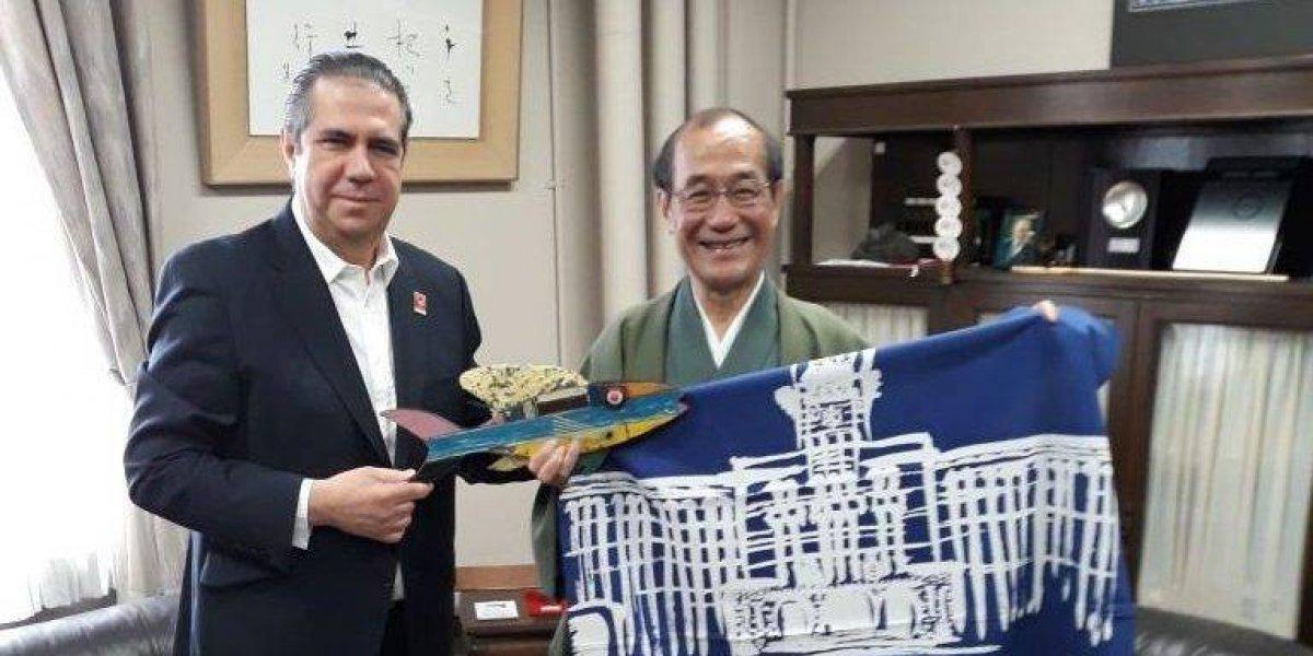 Ministerio Turismo alcanza acuerdos con Alcaldía Tokio y aerolíneas japonesas