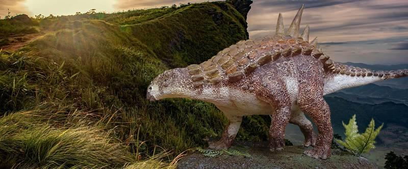 Encontraron un nuevo tipo de dinosaurio en México