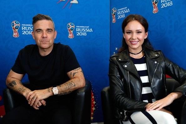 Mirá todas las fotos de la apertura del Mundial Rusia 2018
