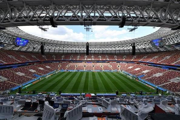 Vladimir Putin inaugura la Copa Mundial 2018