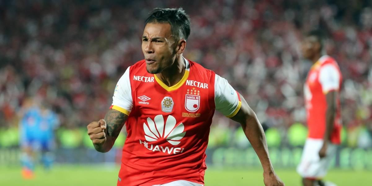 ¿Reemplazo de Morelo? Independiente Santa Fe ficharía a jugador que milita en Europa