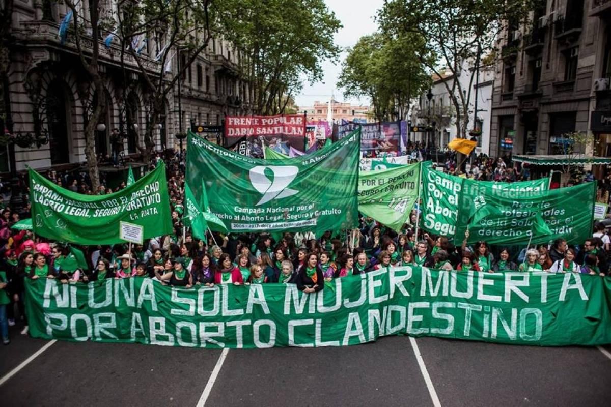 Mira Aqui La Discusion Por La Despenalizacion Del Aborto En Argentina