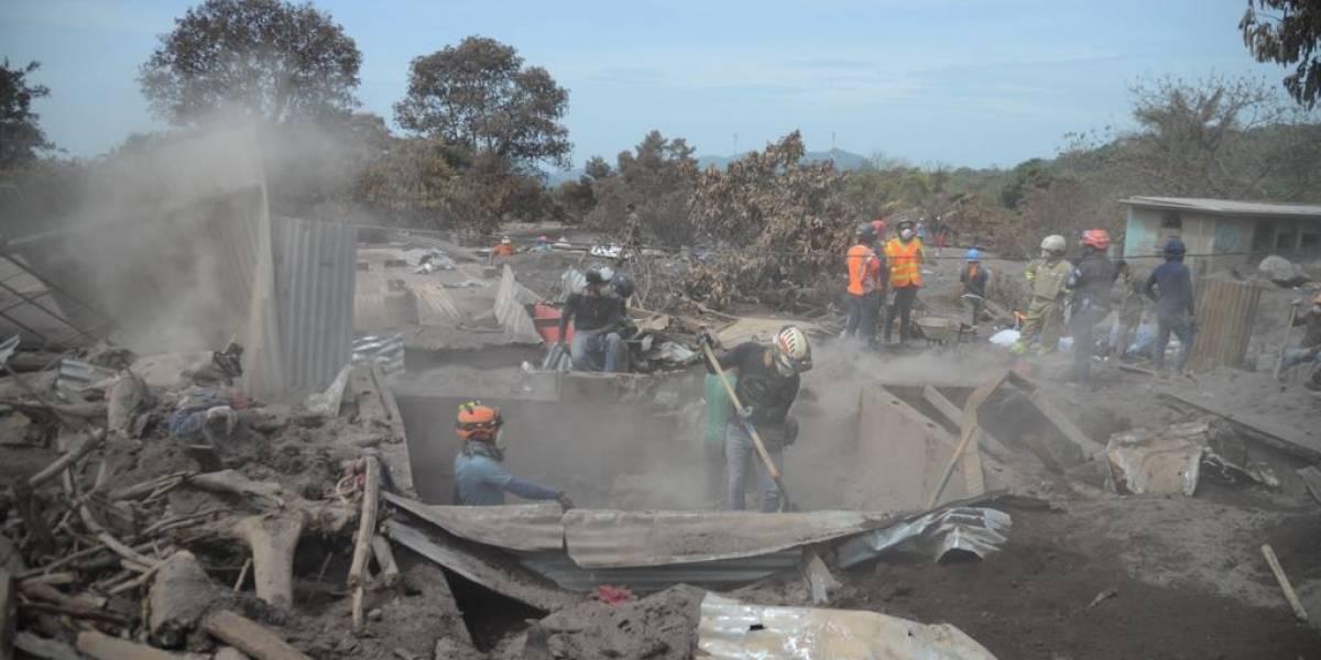 En Escuintla se construirán las viviendas para los afectados del volcán
