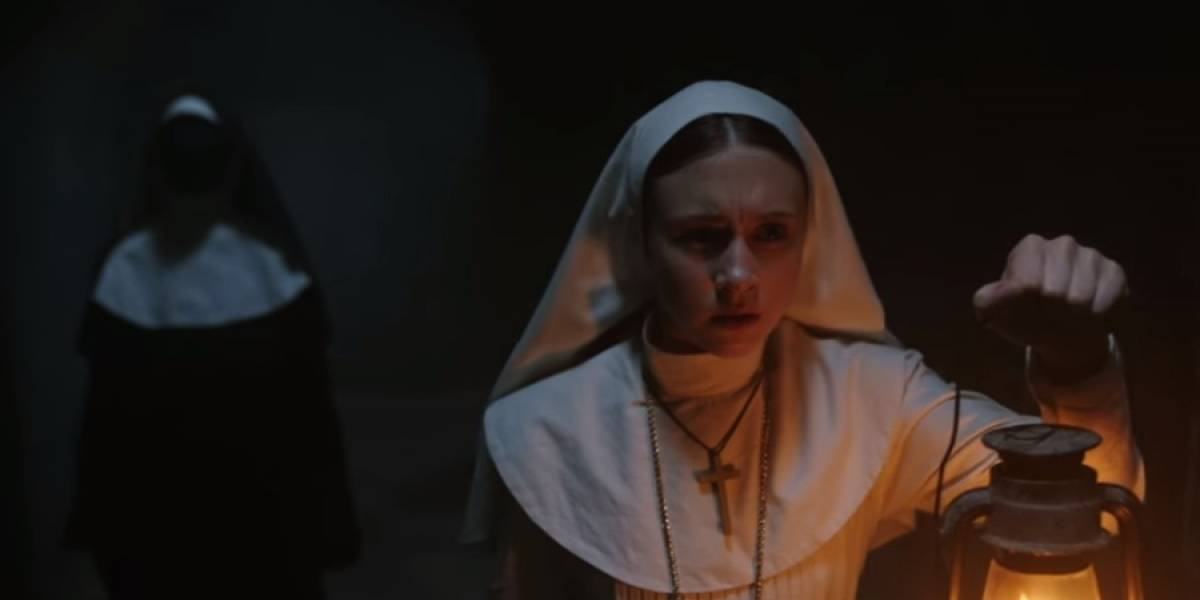 Terror: Filme 'A Freira' ganha trailer oficial; Confira