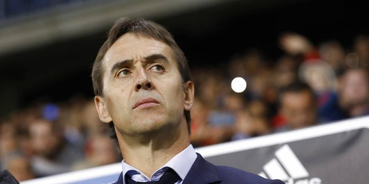 Terremoto en el Mundial: España despide a Lopetegui tras firmar por Real Madrid y pierde a su DT a dos días de su debut en Rusia