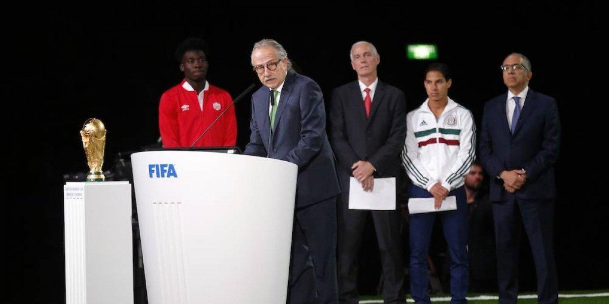 De María espera que el Azteca sea elegido para la inauguración del Mundial 2026