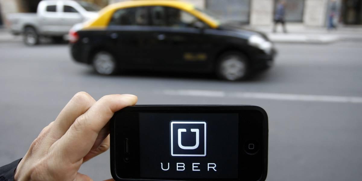 Conductor de Uber baleado: