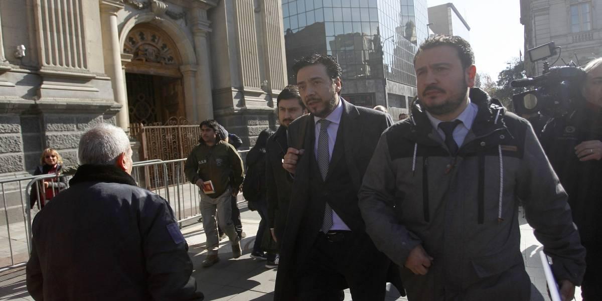Abusos: Fiscalía incautó documentación en diócesis de Rancagua y en el Tribunal Eclesiástico