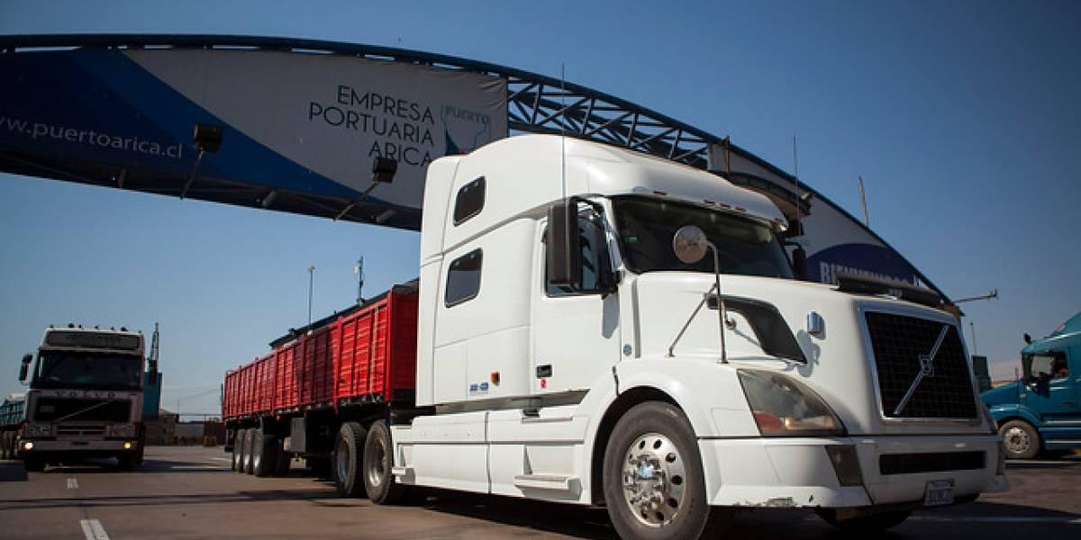 """""""Uber de los camiones"""": chilenos desarrollaron una nueva app de servicio de transportes"""