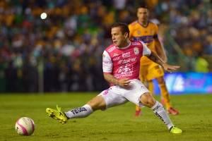 Tras un irregular paso por el León de México, Álvaro Ramos llega a préstamo a Everton / Foto: Agencia UNO