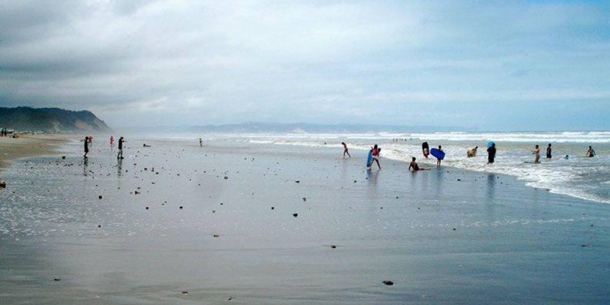 Cuerpo de estudiante de Latacunga fue encontrado 72 horas después de su desaparición en Canoa