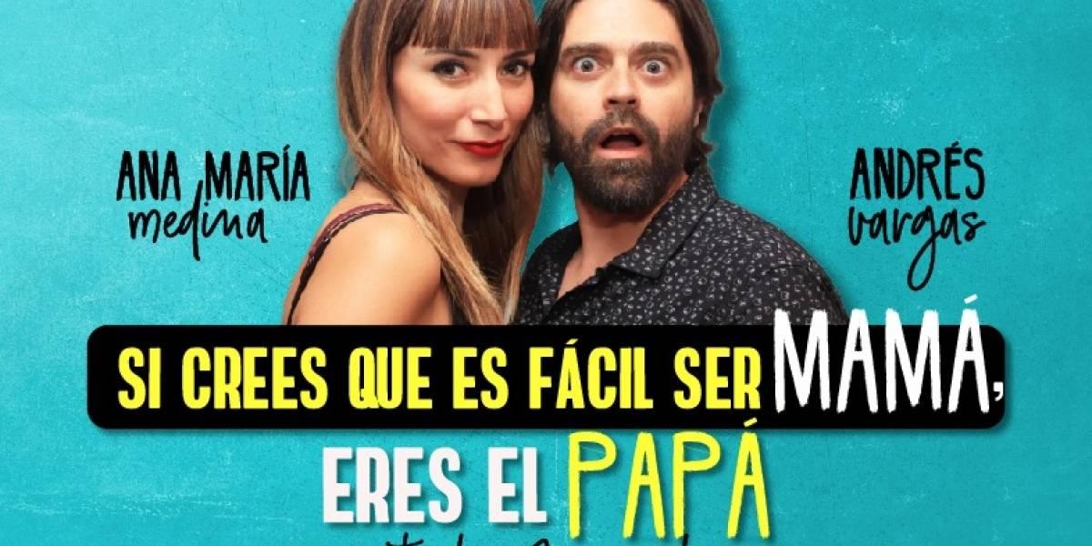 "Al Teatro Nacional Fanny Mikey llega un ""stand mom comedy"""