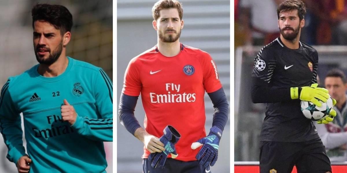 Estos son los jugadores más guapos del Mundial Rusia 2018