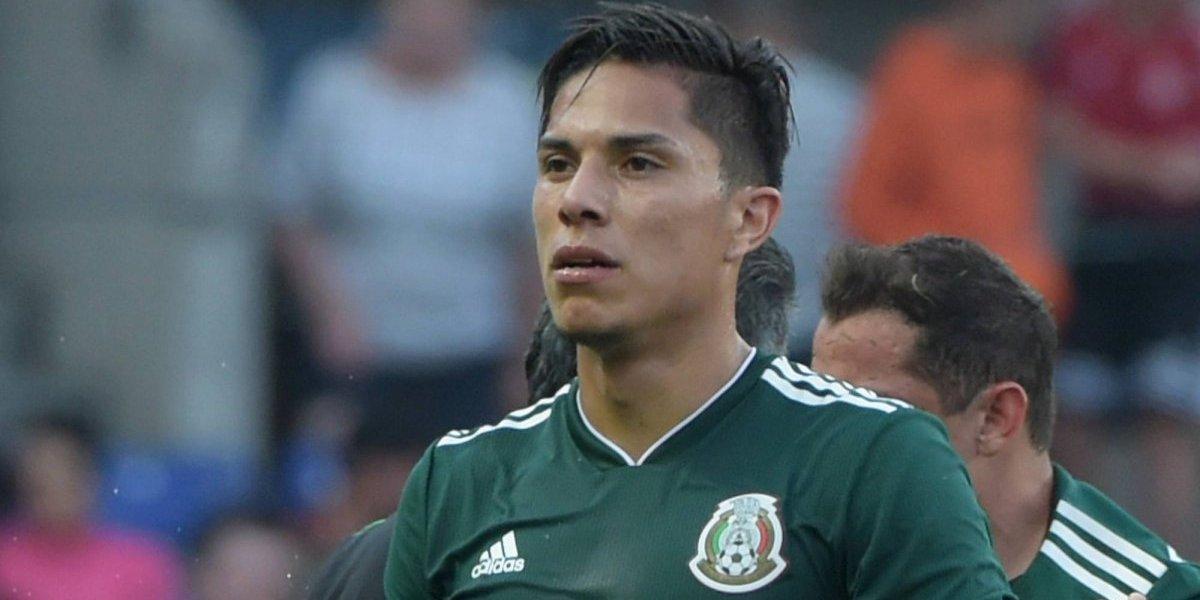 Carlos Salcedo es baja del Tri para fecha FIFA