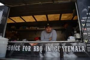 chef holandés Javi apoya por erupción del volcán de Fuego