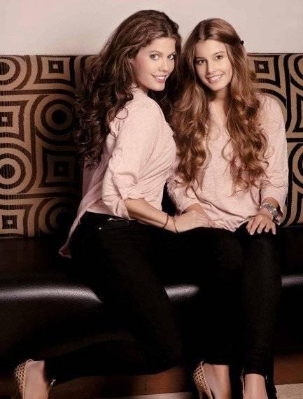 Lorna Cepeda y su hija Foto: Twitter