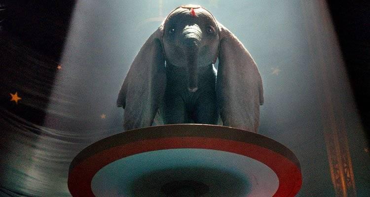 Dumbo lleno de magia y nostalgia como solo Tim Burton sabe plasmar Especial