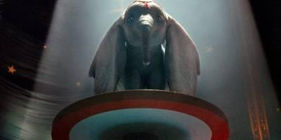 Dumbo lleno de magia y nostalgia como solo Tim Burton sabe plasmar