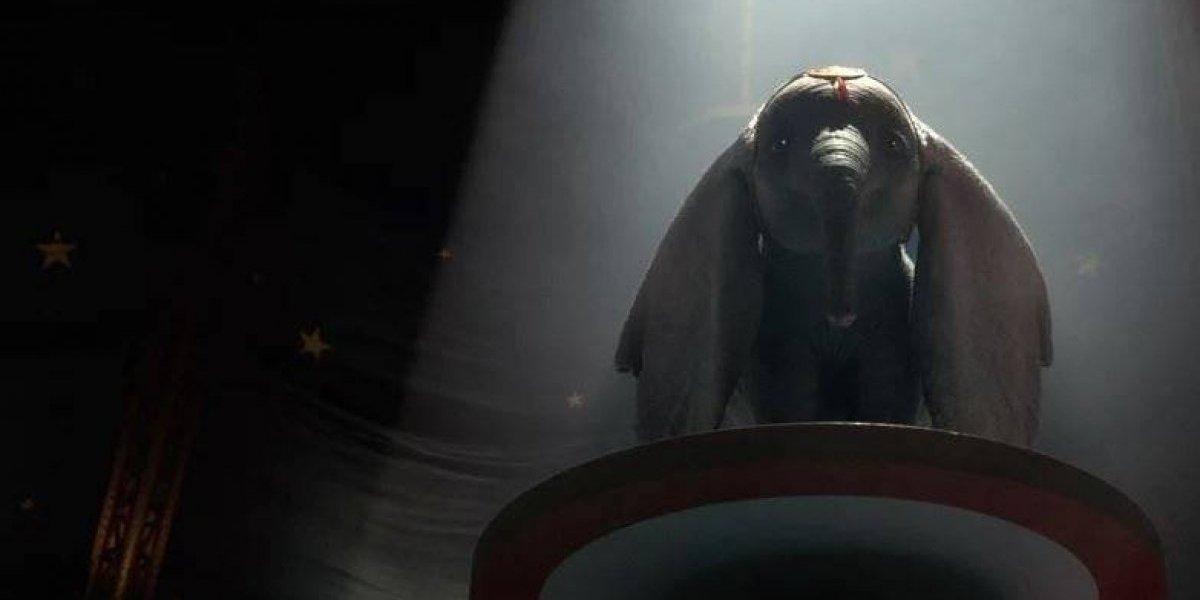 Lanzan el primer trailer de Dumbo y conmueve a los fans en las redes