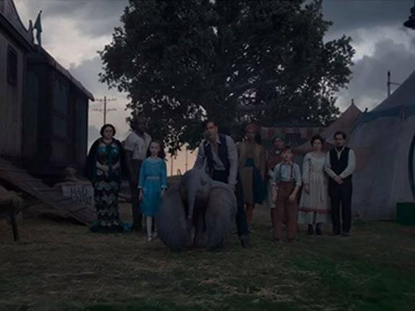Dumbo Disney Tráiler