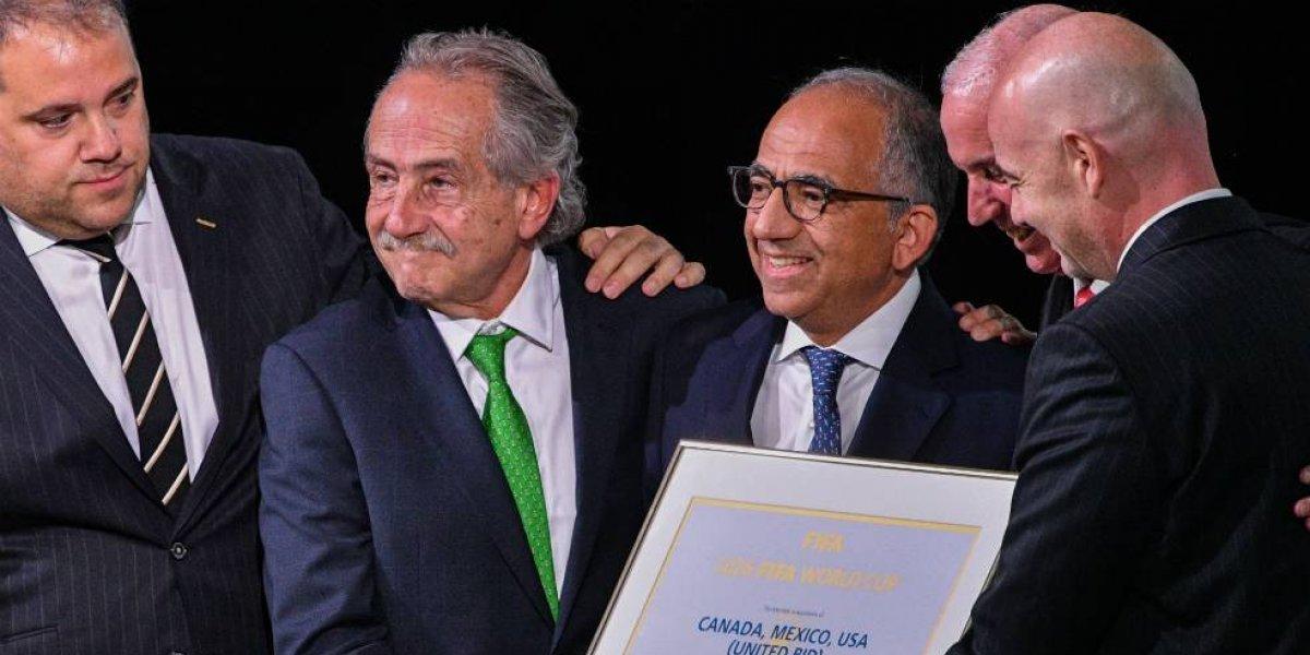 ¡Es oficial! Estados Unidos, México y Canadá sedes del Mundial 2026
