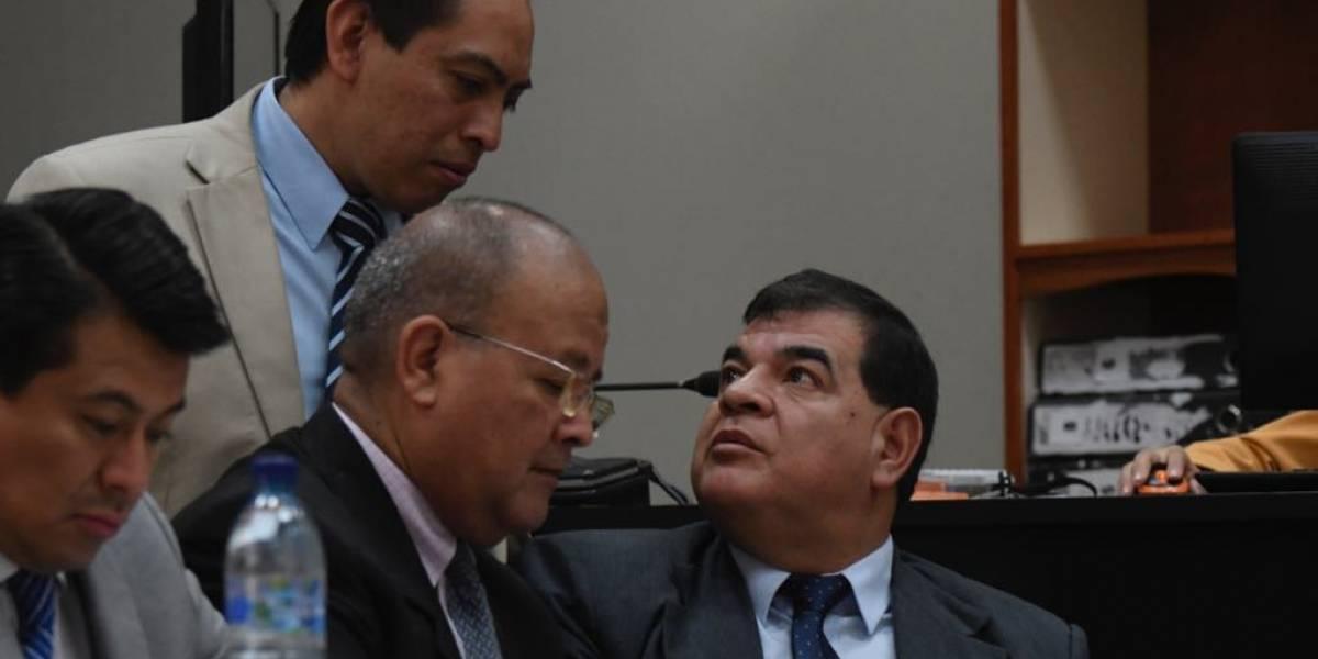 """MP imputa a sospechosos en el caso """"Manipulación de justicia"""""""