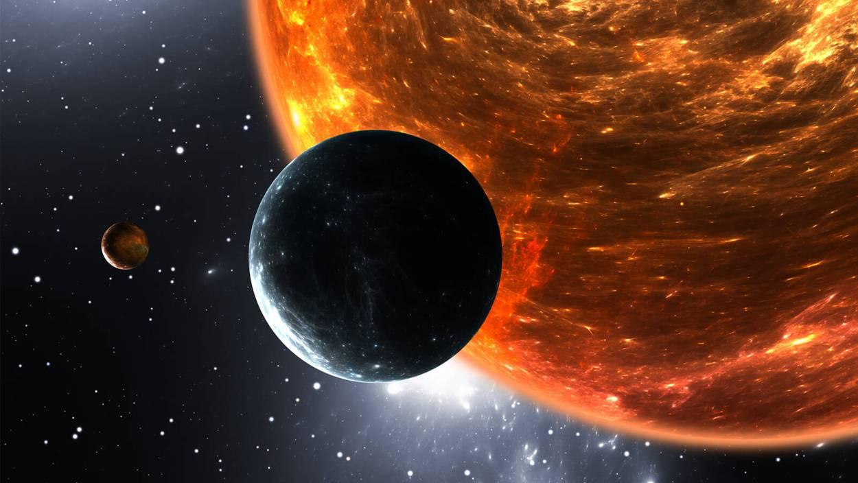 Científicos descubren llamativo planeta el cual orbita cercano a tres soles