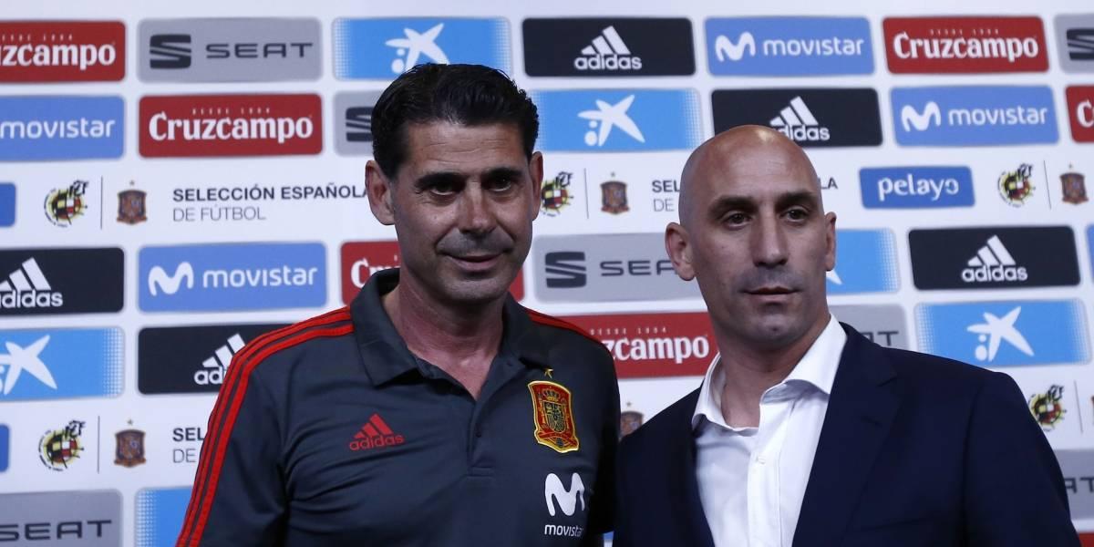 Inicia el encuentro entre España y Portugal