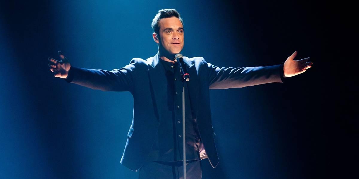Robbie Williams não cantará Party Like a Russian na abertura da Copa