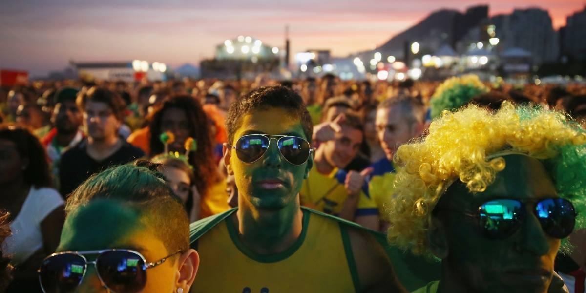 Rio decreta ponto facultativo em dias de jogos do Brasil