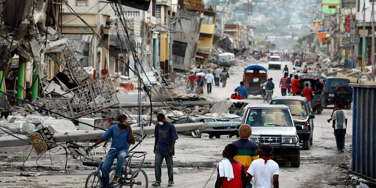 Haití cancela permiso a Oxfam por escándalos sexuales