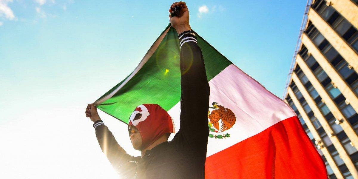 FOTOS: Mexicanos en Rusia festejaron Mundial 2026