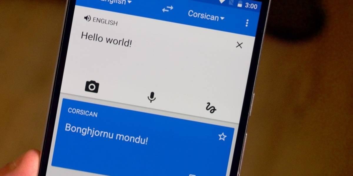 El secreto de Google Translate: ahora funciona offline en 59 idiomas con IA