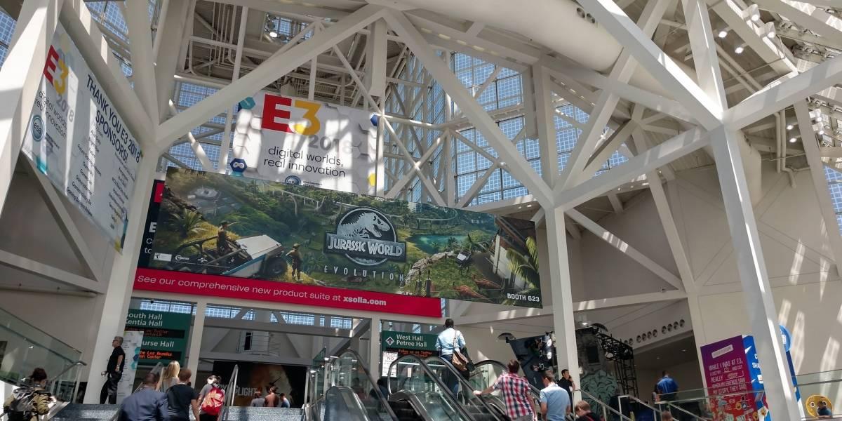 Galería: Así se vivió el agitado día uno de E3 2018