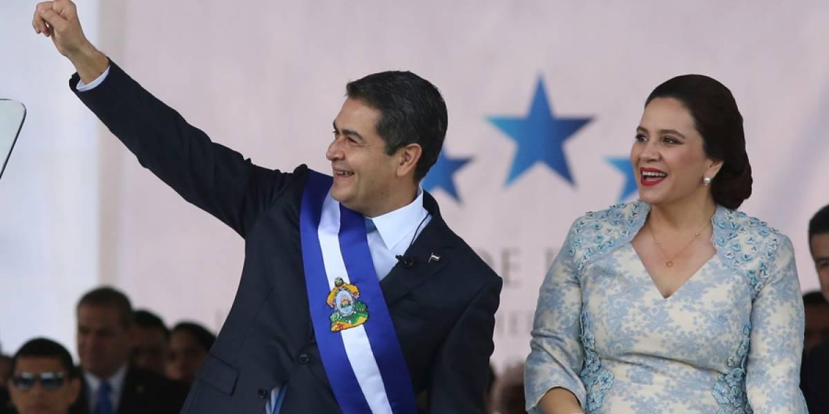 Honduras: 38 acusados de desviar fondos públicos a partidos