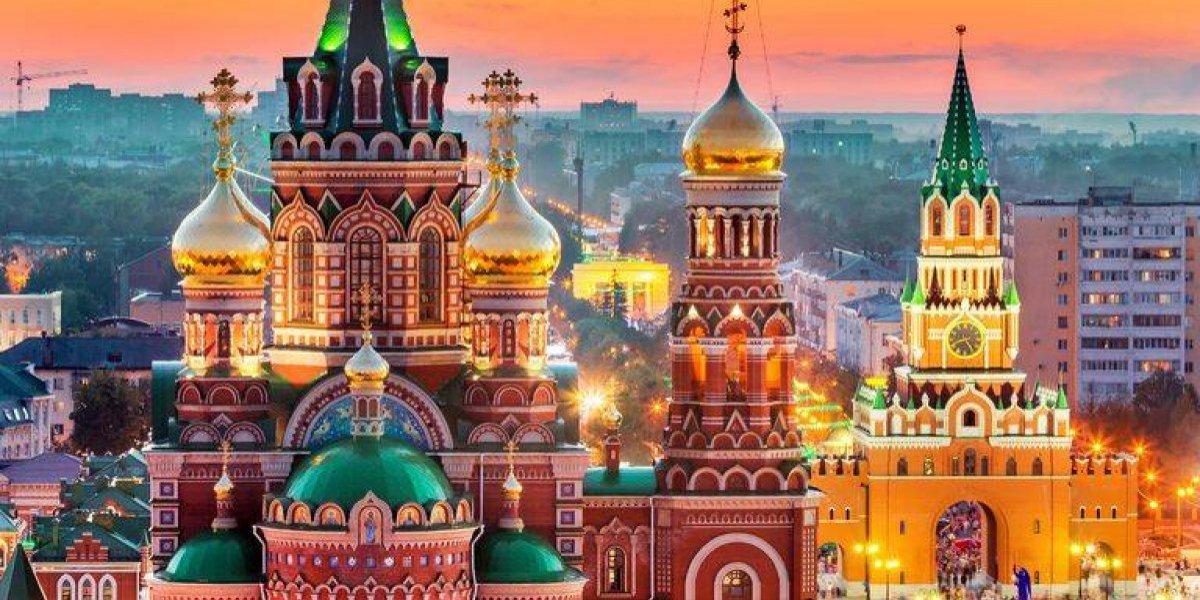 Los 10 atractivos turísticos de Rusia que no te puedes perder