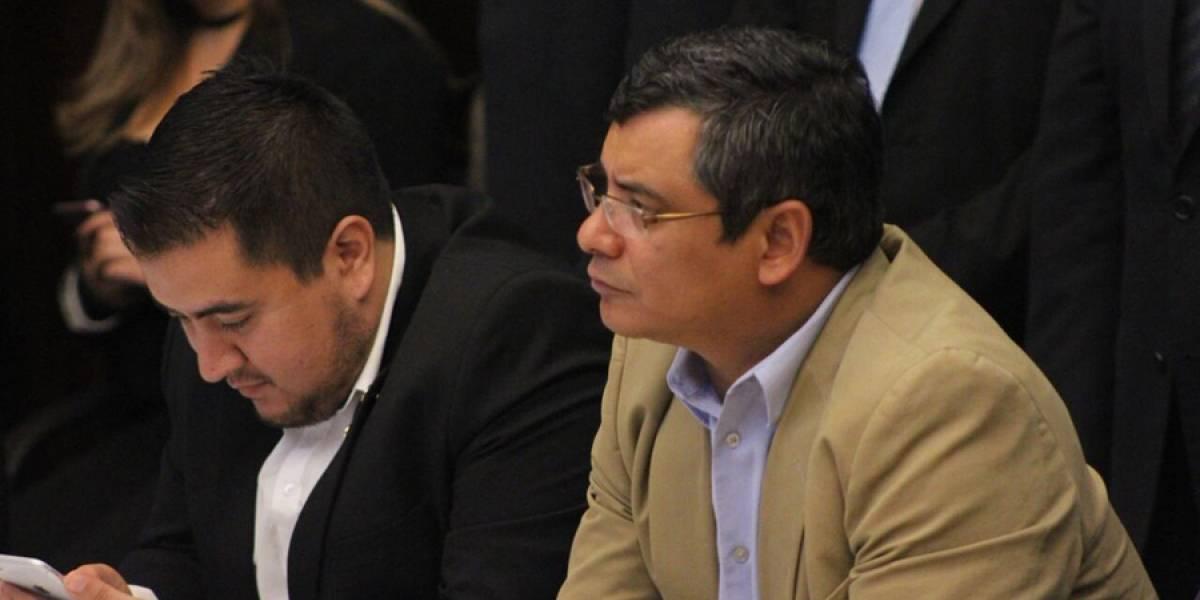 Diputado denuncia supuestas amenazas de Javier Hernández Franco